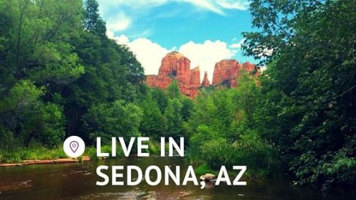 Living in Sedona, AZ is awesome